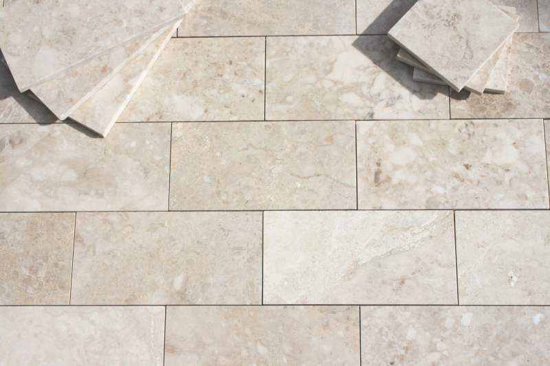 onderhoud marmeren vloer